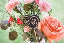Wedding ideas / My wedding of course! Eek! Exciting! / by Natalie Hare