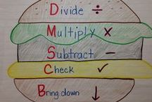 5th math / by Sandi D