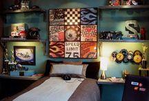 Boys Room Ideas / by Trista Finch