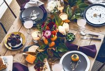 Dine N Style / Dining Room Decor Ideas / by Trista Finch