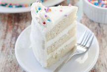 Sweets / Vegan and vegetarian desserts