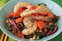 Food Love / Good eats! Recipes to try. / by Van Cooley