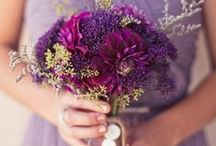 Purple Wedding Inspiration / Purple wedding details and decor from JunebugWeddings.com - a trusted wedding planning resource and online magazine with serious personal style!  / by Junebug Weddings