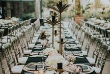 Black and White Wedding Inspiration / black and white wedding ideas, black and white wedding inspiration, black and white wedding cake