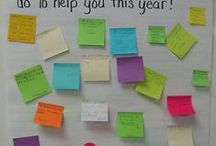 Post Its! / Ideas for using Post Its (Sticky notes) in the classroom! / by Rachel Lynette@Minds in Bloom