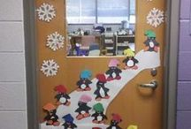 Winter Activities and Ideas / Winter Ideas and freebies for the classroom! / by Rachel Lynette@Minds in Bloom