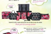Love my Thirty-One / by Jennifer Sullivan