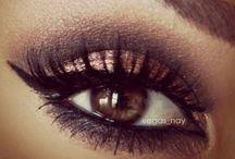 Hair, Nails, and Eyes. Oh My! / by Nina Goode