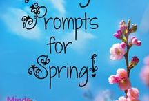 Spring! / Teaching resources, lessons, freebies and more for spring! / by Rachel Lynette@Minds in Bloom
