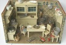 Dollhouse miniatures / by Amber Gemmill
