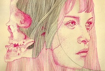 Illustration / by Giselle Ponce