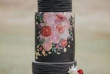 Wedding Cakes / wedding cakes, cakes, naked cakes, wedding cake ideas, wedding cake toppers