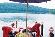 Lake house ideas / by Lois Acker