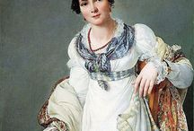 Romantic Clothes / Regency, Victorian and Edwardian Styles