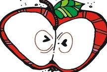 Pre K Apples