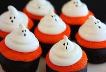 Halloween Recipes / Trick or treat! Here's a monster mash of color and flavor for your Halloween Recipes.