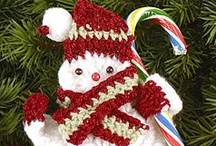 Hostess Gift Ideas / simple crochet patterns, easy crochet patterns, crochet designs, crochet holiday, holiday crochet, free christmas crochet patterns, christmas crochet / by AllFreeCrochet