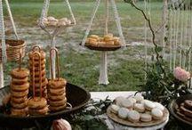 Food & Drink / wedding food ideas, wedding drink ideas, signature drinks, wedding drink station, wedding bar, wedding drink menu, wedding menu, wedding food station, wedding dessert bar, wedding hors d'oeuvres