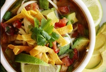 Recipes: Mexican/Southwest