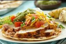 Mexican & Latin Recipes / Everything from tacos to nachos, celebrate Cinco de Mayo with these fantastic recipes everyone is sure to enjoy. Have a look. / by McCormick Spice