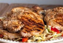 Entree Recipes / From poultry to fish and vegetarian to pasta, you'll find many inspired entrees full of flavor.
