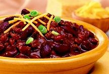 Chili Recipes / Sometimes, there's nothing that hits the spot like a bowlful of chili.