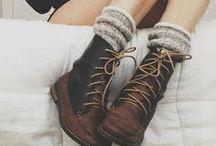 Socks + Boots
