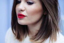 Medium Length Haircut Inspiration