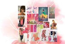 MidLife Tada Website / Website inspiration for website design / by Liz Applegate