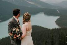 Elopement Inspiration / elopement, elopement destination, elopement inspiration, elopement ideas