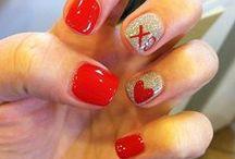 Nail Design Ideas / by Amanda Cifra