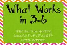 Classroom Ideas / Awesome Ideas for Grades 3-5. Your place to find ideas, strategies and freebies for upper elementary.  / by Rachel Lynette@Minds in Bloom