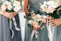 Food & Flower Ideas / Inspiration for Wedding Bouquets, Wedding Flowers, Floral Table Ideas, Wedding Centerpieces, and Flower Crowns! Also Inspiration for Wedding Food, Wedding Catering Ideas, Wedding Dessert Ideas, Wedding Drinks, Wedding Cake Inspiration, and Wedding Table setting Inspiration!
