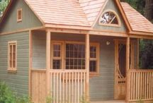 Small Houses / Small houses, cabins, cottages, and guest houses