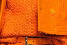 Moodboard: Orange