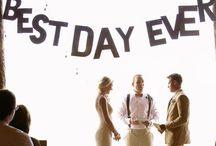 Wedding Inspiration / by Beth Stern