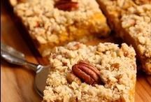 Pumpkin Recipes / by Kristin Mitchell