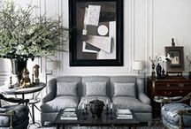 Black & White & Shades of Gray / by Beth Stern
