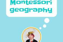 Montessori - Geography / Montessori Geography and culture, Montessori asia, Montessori Africa, Montessori Australasia, Montessori Antartica, Montessori North America, Montessori South America, flags of the world, flags of africa, native american, tribes,
