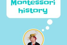 Montessori - history / Make learning history fun with hands on learning and project based learning. Ancient Egyptians, Vikings, Romans, Bronze Age, Tudors, Celts.