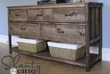 Accent Tables/Consoles / by Beth Stern
