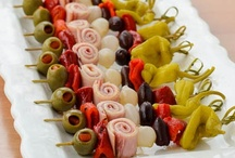 Appetizers / by sweet serenity