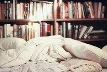 || books & reading spaces » / by Petra Püngüntzky