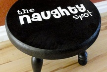 tHE nAUghTY! SPOT.....