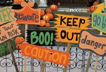Trick Or Treat / Halloween Ideas / by Shellie Lopes