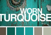 Beautiful PAINT COLORS♥♥ / by Sherri Moore Causey