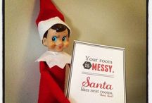 Elf on the Shelf / by Lesley McDermid