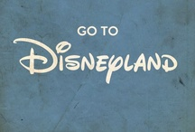 Disneyland!  / All things Disney!  / by Shellie Lopes