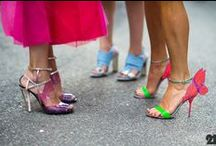 Fab Shoes! / Give a woman the right shoes and she can conquer the world!