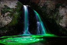 Falling Water / Waterfalls of the world